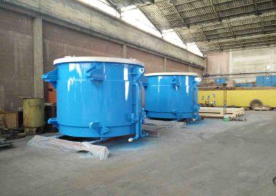 Smalto poliuretanico/Polyurethane outer coat