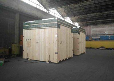 Pronti per la spedizione/Ready to shipment