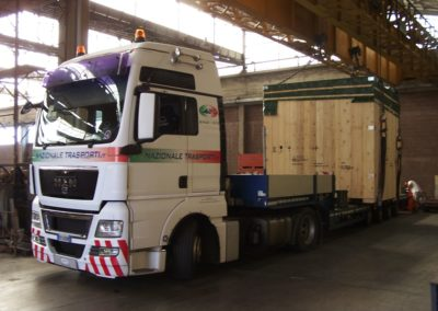 Spedizione/Shipment